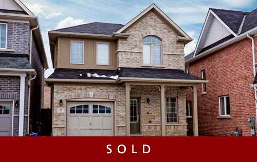 Ajax Ontario Home For Sale SOLD Wade Kovacic