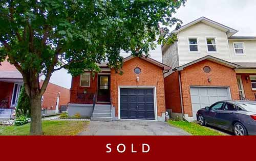 Low Commission Courtice Home Sold Over Asking